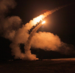 Lanzamiento de misiles (imagen referencial)