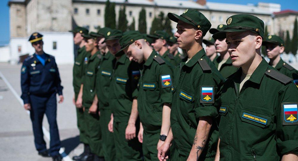 Soldados crimeos