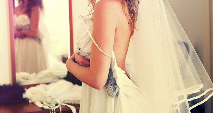 Una novia (imagen referencial)