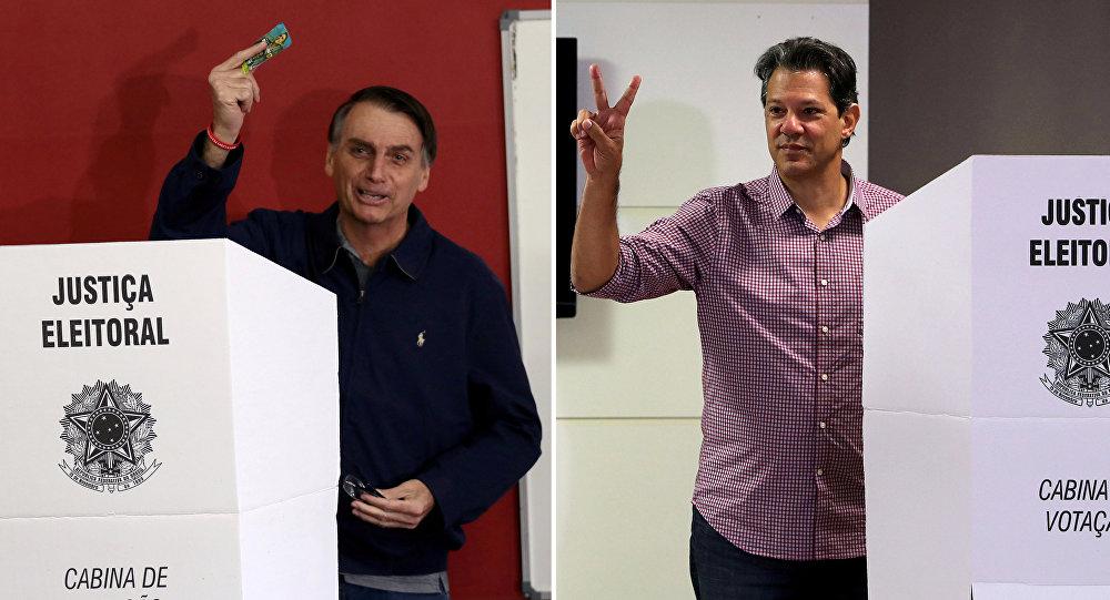 Las primeras palabras de Jair Bolsonaro como presidente electo