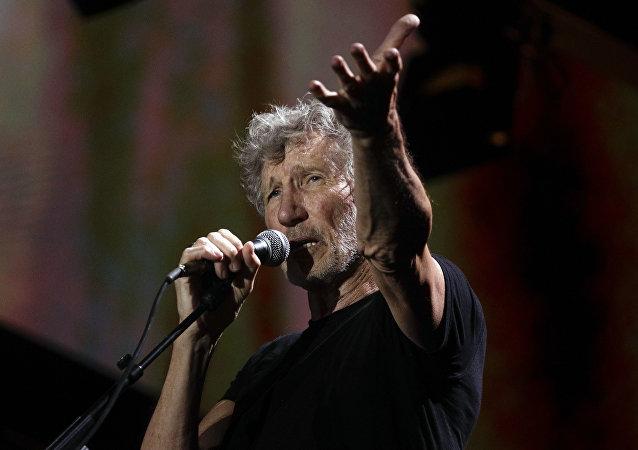 El músico británico Roger Waters