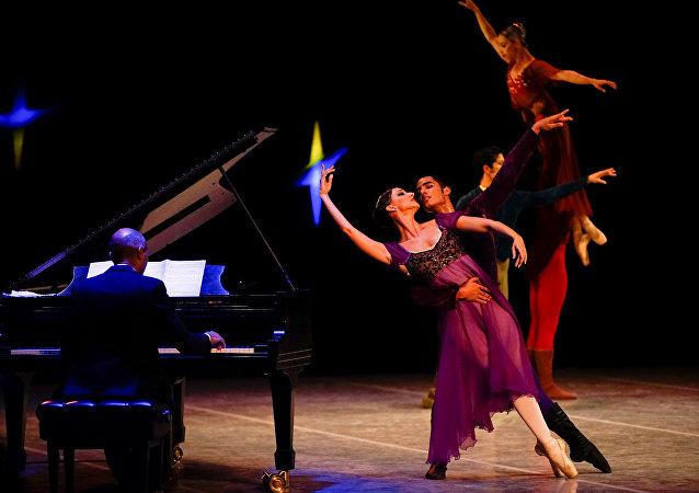 La inauguración del XXVI Festival Internacional de Ballet de La Habana