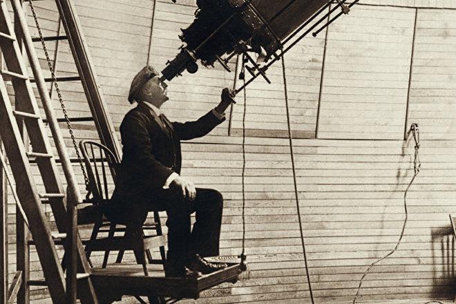 Percival Lowell, astrónomo que en 1906 introdujo el término 'Planeta X' para denominar al hipotético cuerpo que influye en la órbita de los planetas exteriores