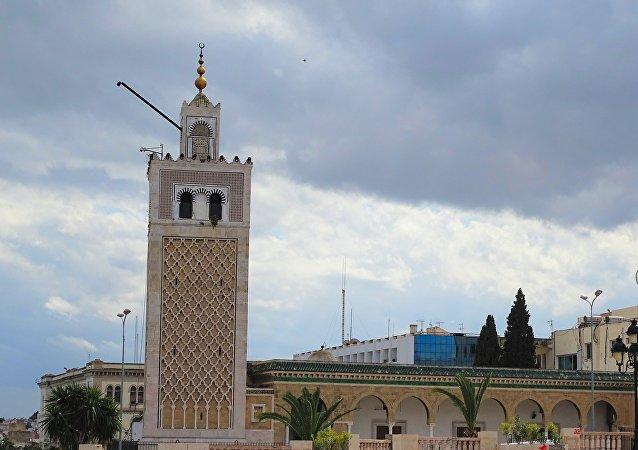 Túnez, centro histórico (imagen referencial)