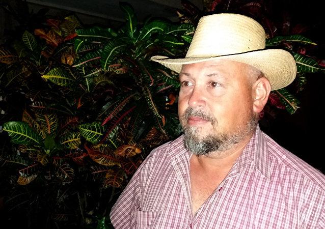 Rogelio Fundora, pintor cubano