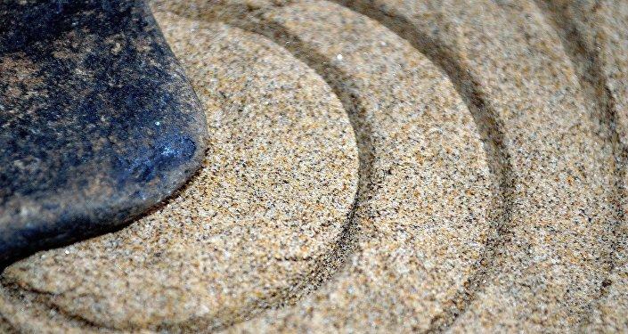 Una piedra, imagen referencial