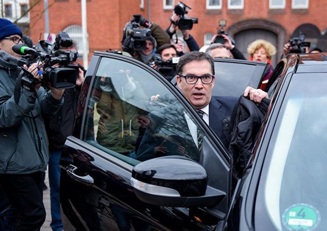 Jaume Alonso Cuevillas, abogado del expresidente catalán Carles Puigdemont (archivo)