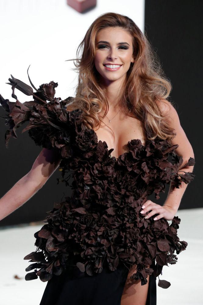 Para comer o vestir: en París presentan unos vestidos 'exquisitos'