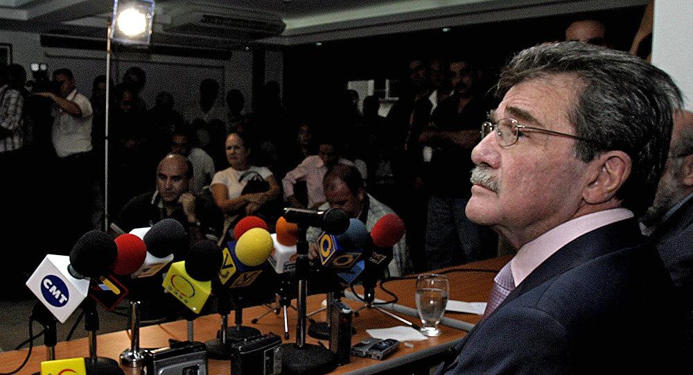 Teodoro Petkoff, exguerrillero, político y periodista venezolano
