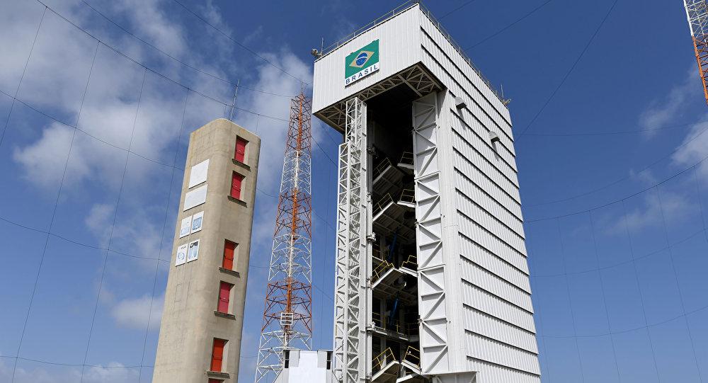 Centro de lanzamiento de Alcántara (Brasil)