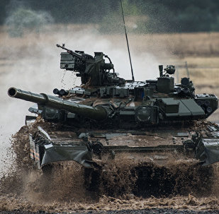Tanque T-90 (Archivo)