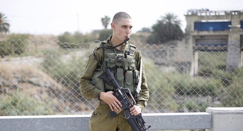 Soldado israelí (archivo)