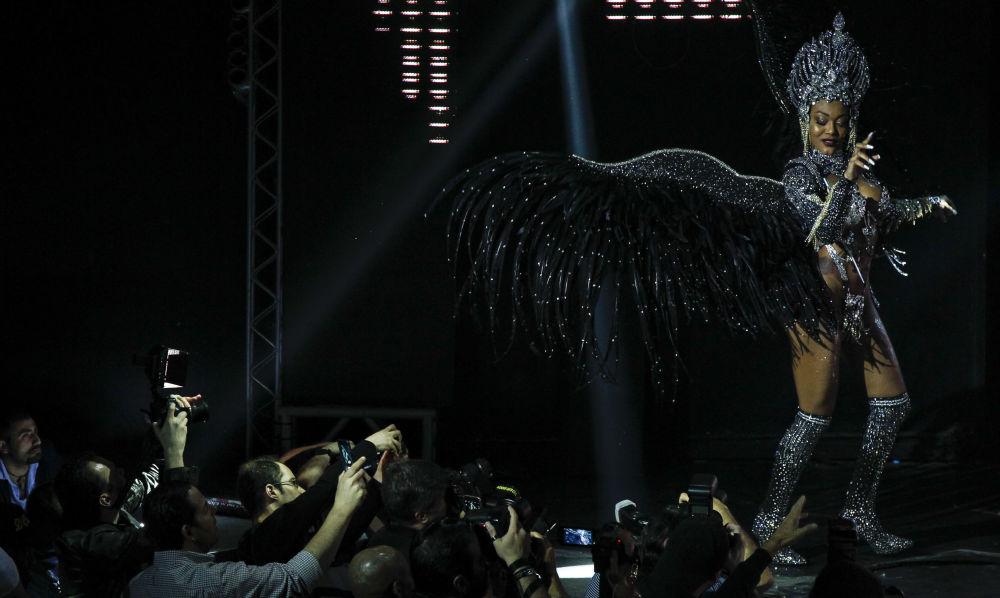¡Vaya cuerpazos! La final del concurso Miss Bumbum 2018, en imágenes
