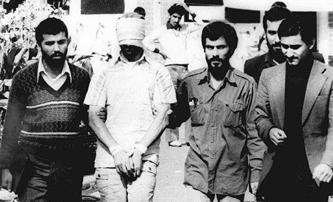Uno de los rehenes estadounidenses, cuya liberación se condicionó a la extradición a Irán del sha Mohammad Reza Pahleví