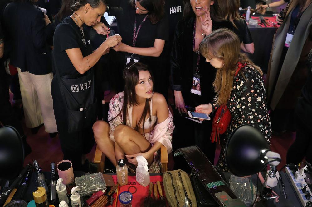 Más allá de la pasarela: la magia del desfile de Victoria's Secret