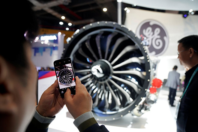 A pesar de la ausencia de altos funcionarios estadounidenses, varios gigantes empresariales, como general Electric, sí marcaron presencia en la exposición de Shanghái