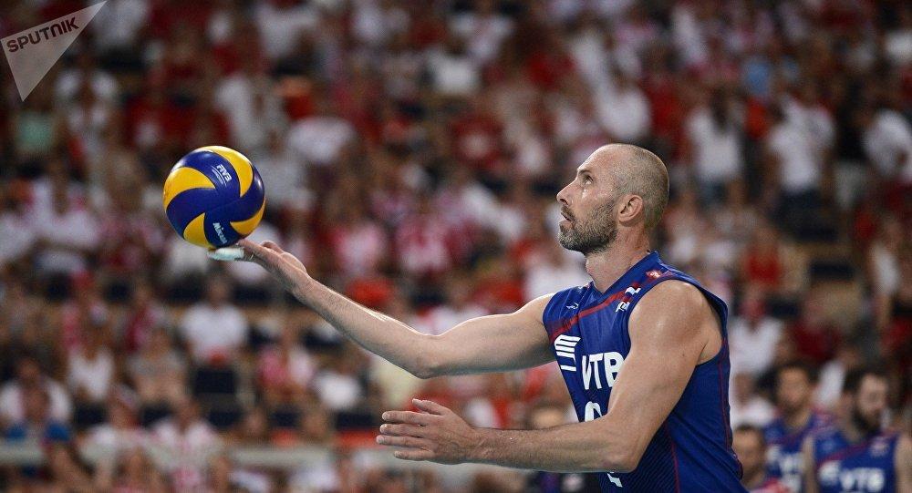 Voleibol (imagen referencial)