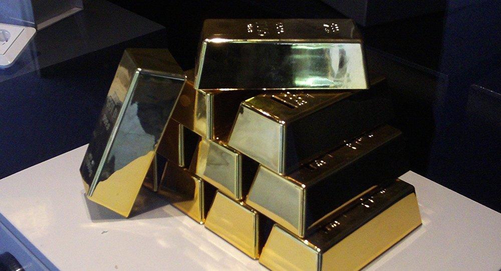 Lingotes de oro (imagen referencial)
