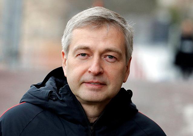 Dmitri Ribolóvlev, empresario ruso y propietario del club de fútbol AS Mónaco