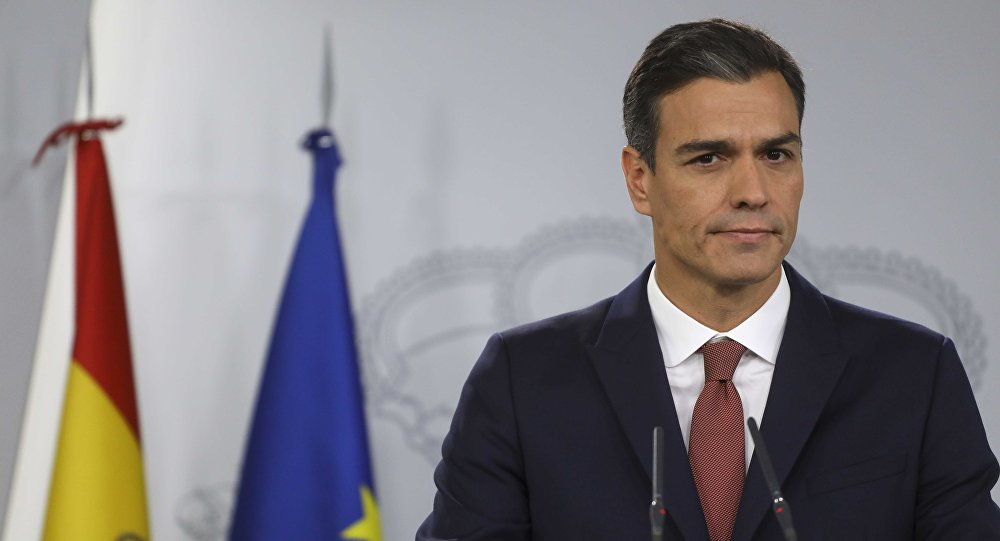 Pedro Sánchez, el presidente del Gobierno de España (archivo)