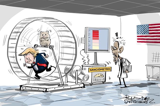 Las sanciones antirrusas, cuantas más, mejor