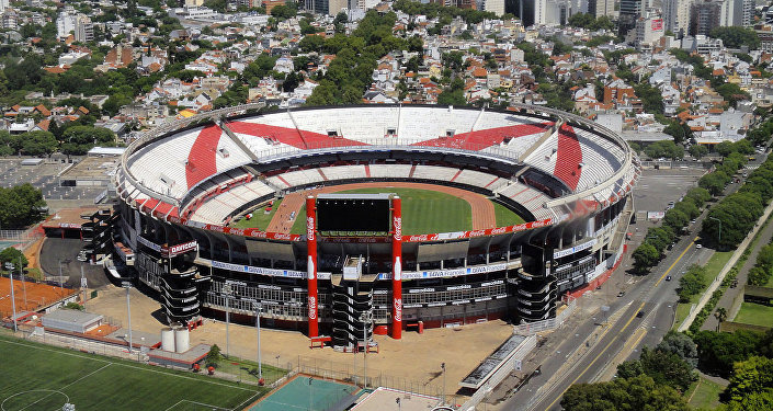 El Estadio Monumental de River Plate