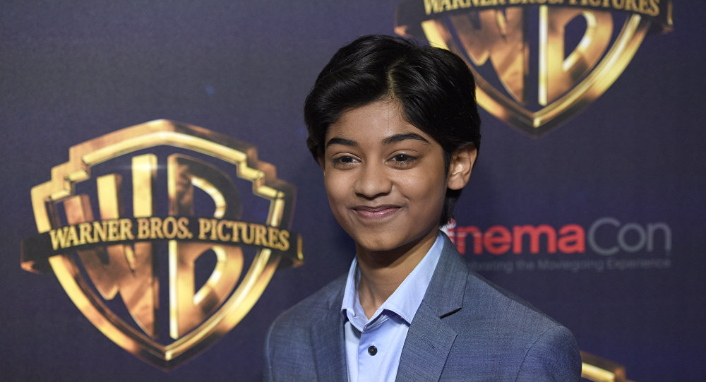 Rohan Chand interpreta a Mowgli en la versión de Netflix de El libro de la selva