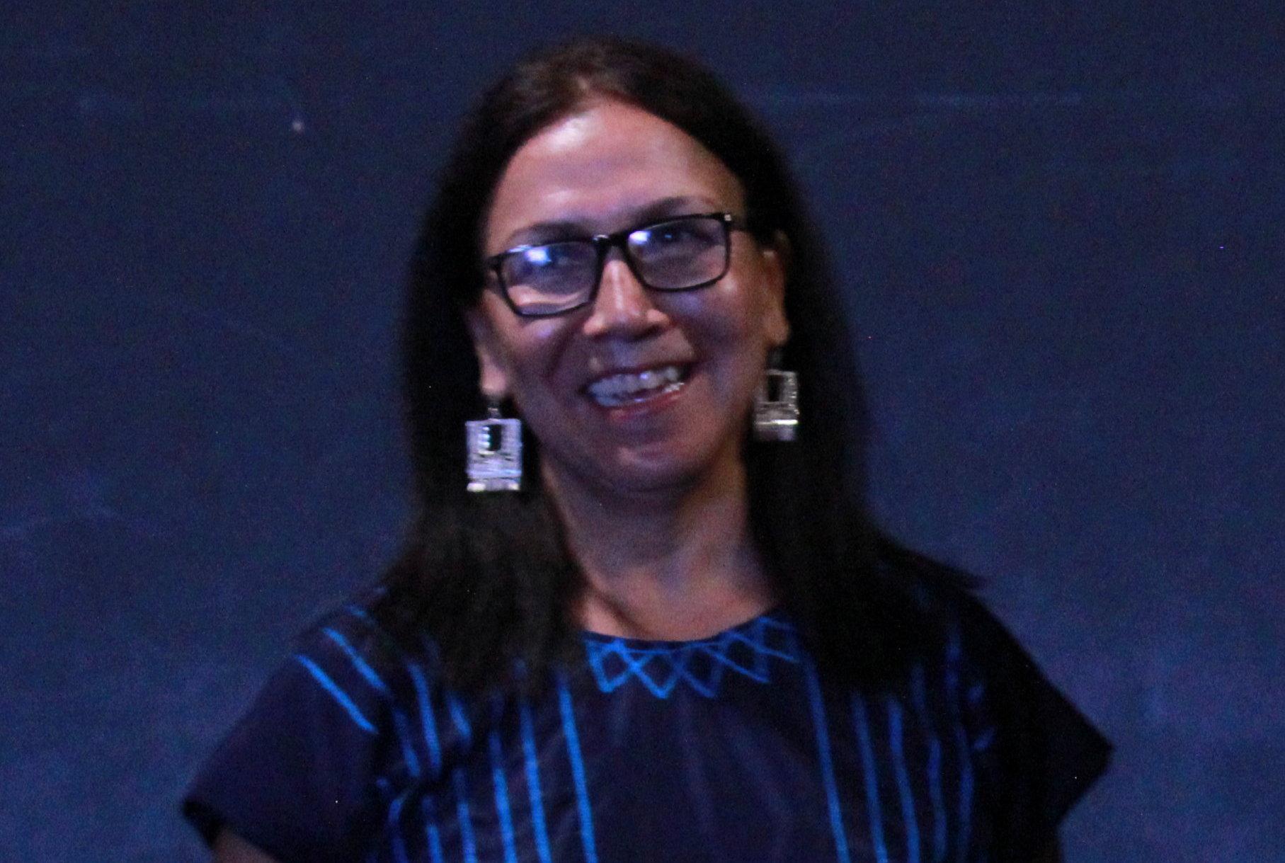 Cristina Flores, directora teatral mexicana