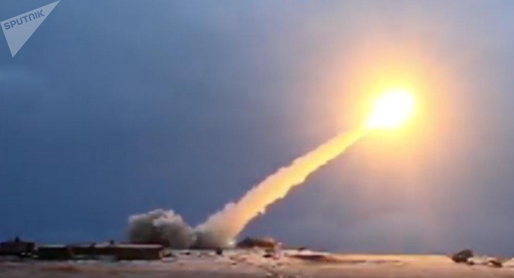 Un misil ruso (archivo)
