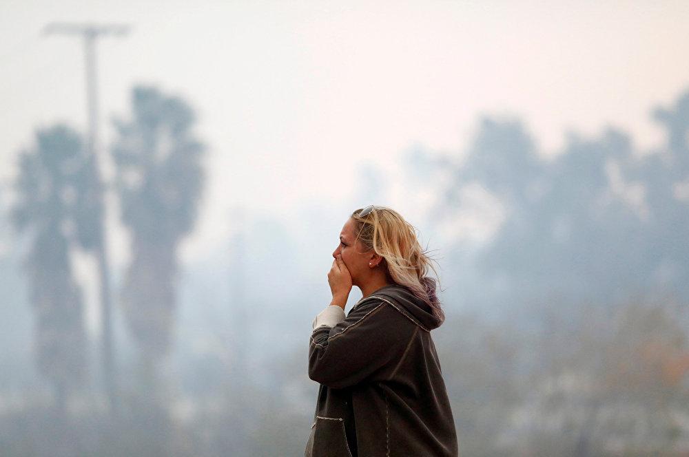 El infierno en el paraíso: los estragos de los incendios en California