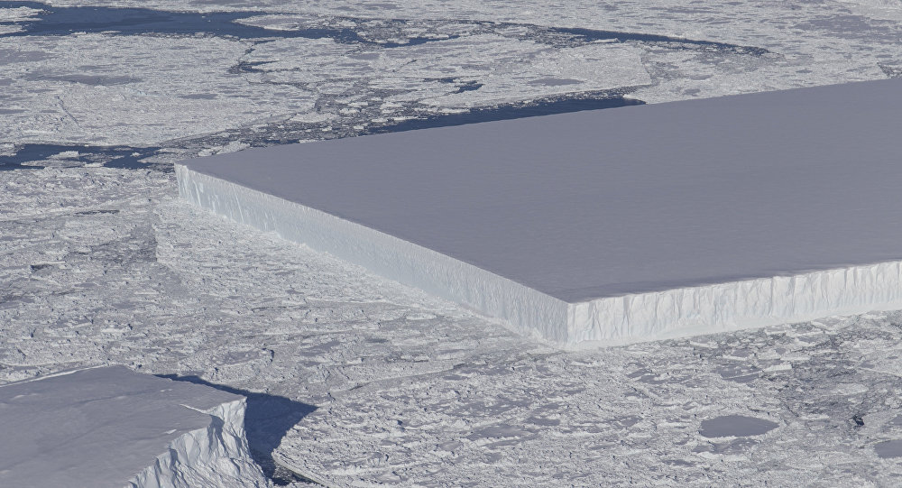 Iceberg rectangular