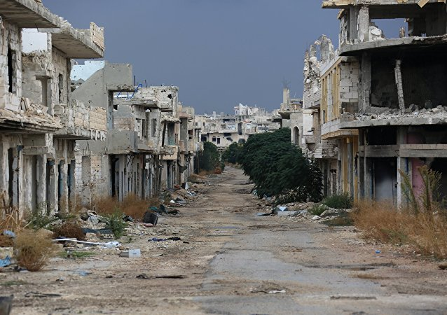 La provincia siria de Hama (archivo)