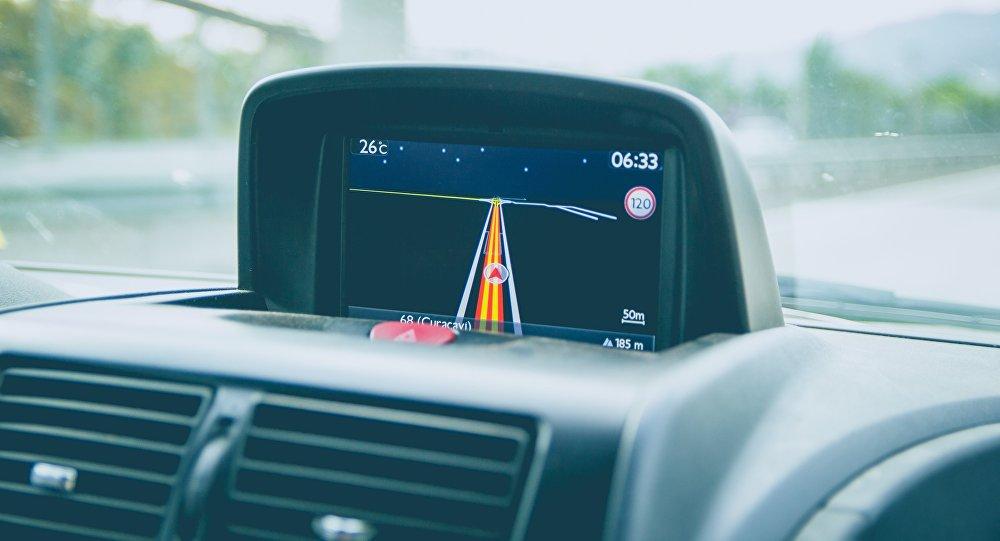 Un navegador GPS (imagen referencial)