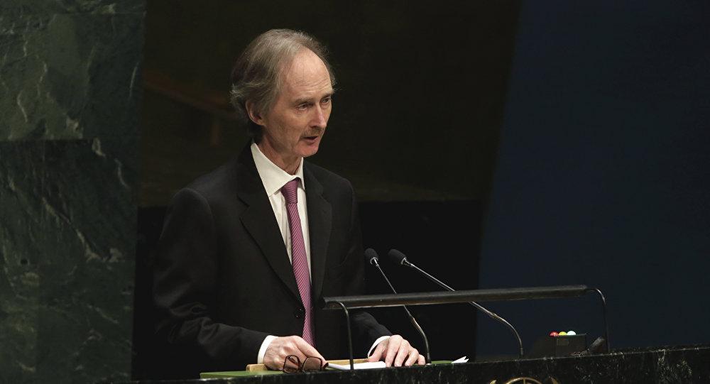 Geir Pedersen, nuevo enviado especial para Siria (archivo)