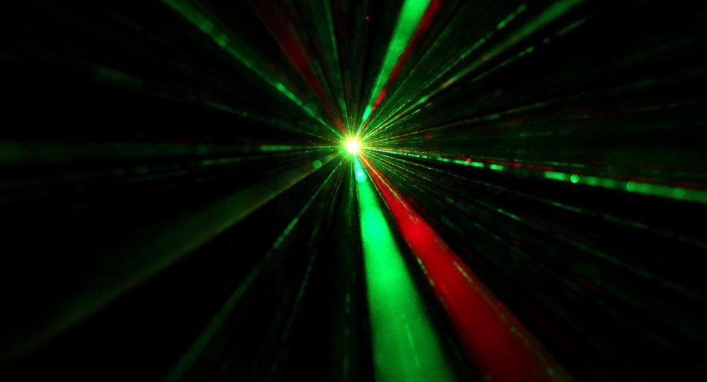 Láser, imagen referencial