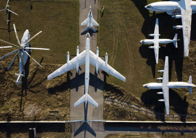 Las joyas del museo central de las Fuerzas Aéreas de Rusia