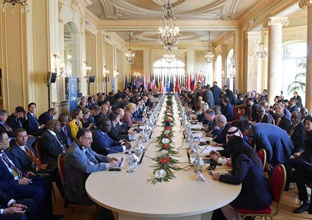 La conferencia internacional sobre Libia en Palermo