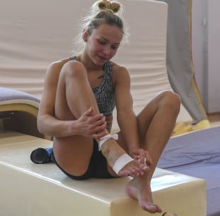 Las jóvenes estrellas del deporte ruso: la selección de gimnasia