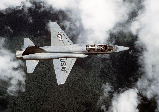 T-38 Talon (imagen referencial)