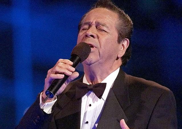 Lucho Gatica, el legendario cantante chileno