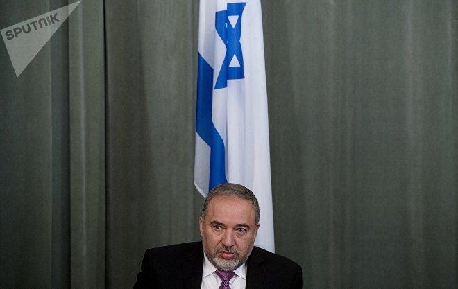 Avigdor Lieberman, político israelí, ministro saliente de Defensa