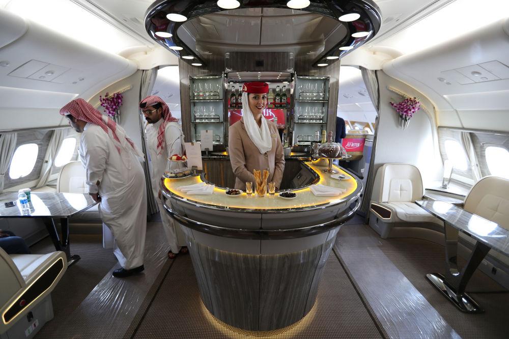 Las aeronaves más novedosas del mundo despliegan sus alas en Bahréin