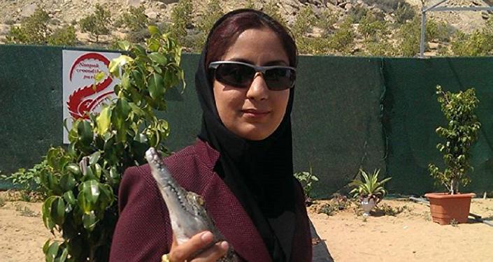 Mojgan Roostaei, emprendedora iraní