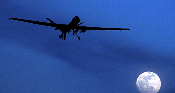 El drón estadounidense MQ-1 Predator (archivo)