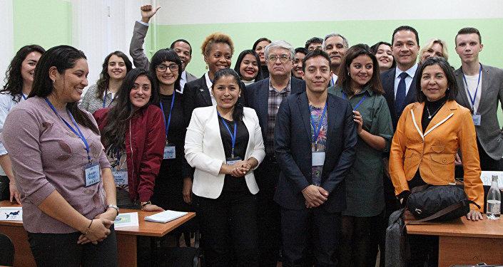En el primer Foro Juvenil CELAC-Rusia