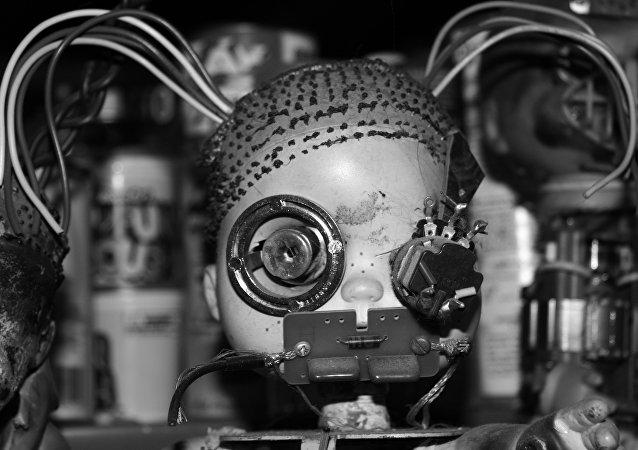 Bebe robot, imagen referencial