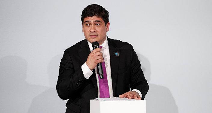 Carlos Alvarado, presidente de Costa Rica