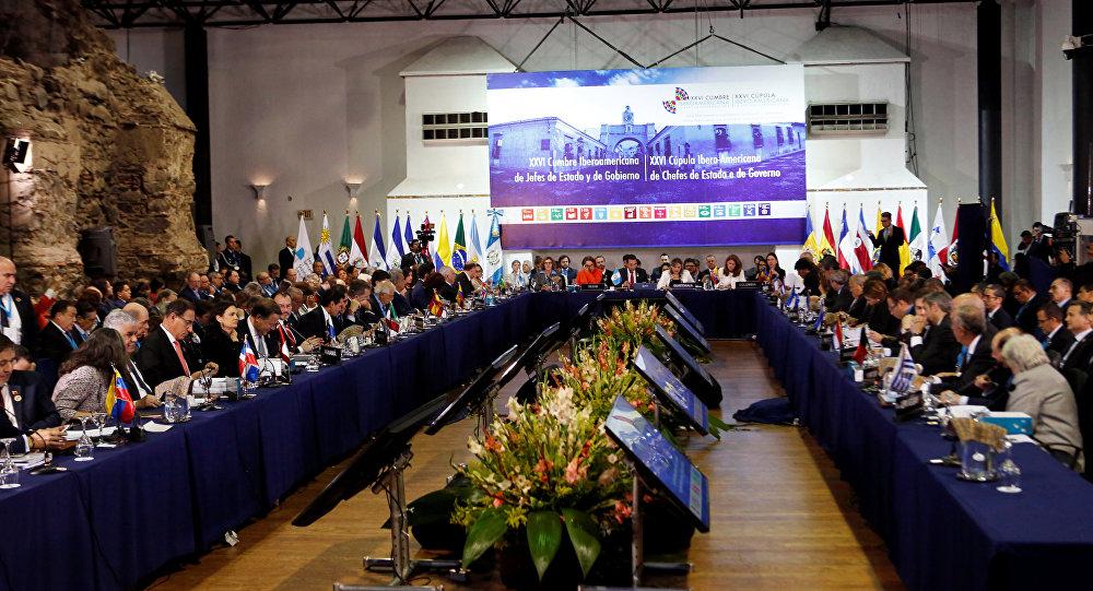 XXVI Cumbre Iberoamericana