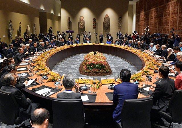 La cumbre de la APEC (archivo)