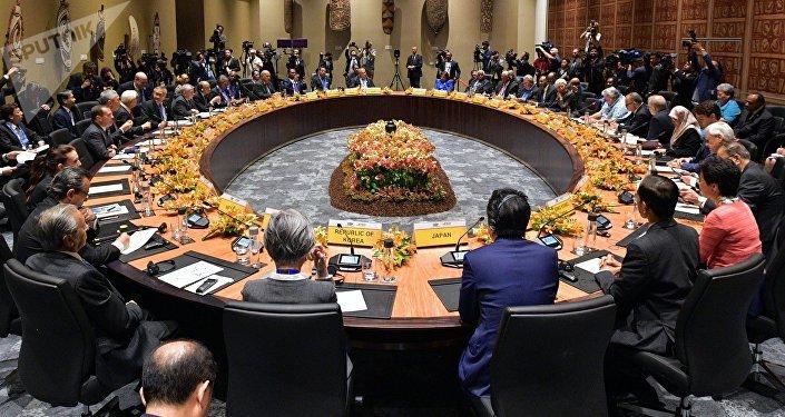 La cumbre de la APEC en Papúa Nueva Guinea
